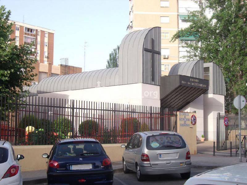 Parroquia de Nuestra Señora de Zarzaquemada